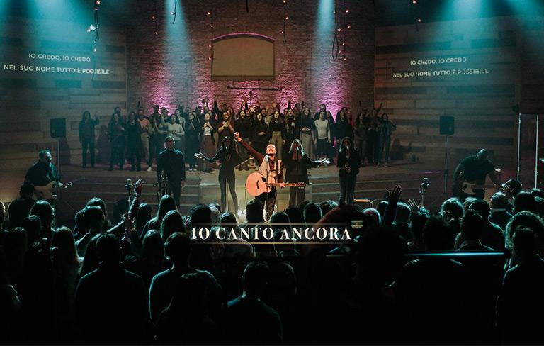IO CANTO ANCORA – l'ultimo album di Nico Battaglia